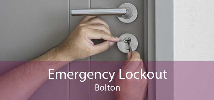 Emergency Lockout Bolton