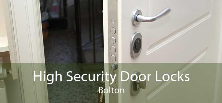 High Security Door Locks Bolton