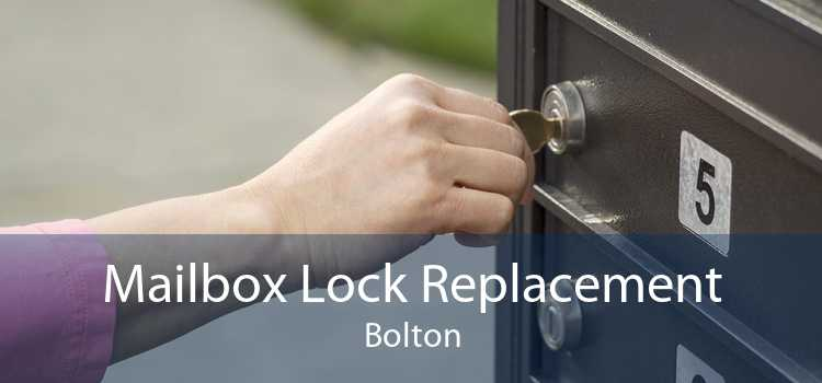 Mailbox Lock Replacement Bolton
