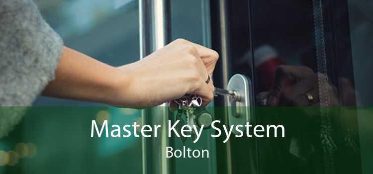 Master Key System Bolton