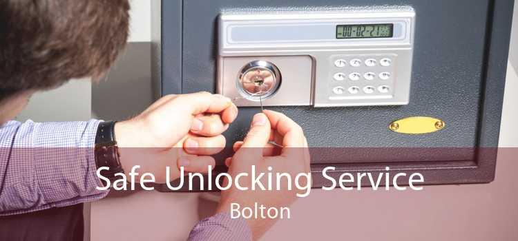 Safe Unlocking Service Bolton